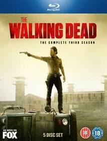 TV SERIES - WALKING DEAD - SEASON 3