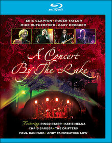 VARIOUS ARTISTS - A CONCERT BY THE LAKE