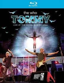 WHO - TOMMY LIVE AT ROYAL ALBERT HALL