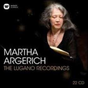 ARGERICH, MARTHA - LUGANO RECORDINGS =BOX=
