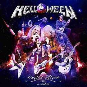 HELLOWEEN - UNITED ALIVE