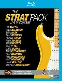 VARIOUS ARTISTS - STRAT PACK LIVE