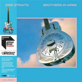 DIRE STRAITS - BROTHERS IN ARMS -LTD HALF SPD-