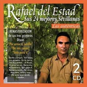 ESTAD, RAFAEL DEL - SUS 24 MEJORES SEVILLANAS