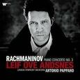 ANDSNES, LEIF OVE - RACHMANINOV: PIANO CONCERTO 3 (Disco Vinilo LP)