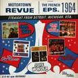 VARIOUS ARTISTS - MOTORTOWN REVUE FRENCH EP'S (Disco Vinilo  7')