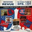 Artistes Variétés - MOTORTOWN REVUE FRENCH EP'S (Disco Vinilo  7')