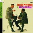 PETERSON, OSCAR - OSCAR PETERSON & RIDDLE NELSON (Compact Disc)
