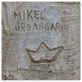 URDANGARIN, MIKEL - IZURDEEN LEKUA (Compact Disc)