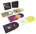 EMERSON, LAKE & PALMER - OUT OF THIS WORLD LIVE 1970 - 1997 =BOX= (Compact Disc)