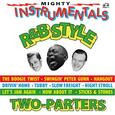 VARIOUS ARTISTS - MIGHTLY R&B INSTRUMENTALS TWO - PARTERS (Disco Vinilo LP)