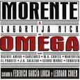 MORENTE, ENRIQUE - OMEGA (Compact Disc)