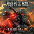 PANZER - SEND THEM ALL TO HELL (Disco Vinilo LP)