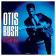 RUSH, OTIS - ORIGINAL A-SIDES -HQ-
