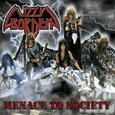 LIZZY BORDEN - MENACE TO SOCIETY -HQ- (Disco Vinilo LP)
