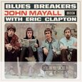 MAYALL, JOHN - BLUESBREAKERS WITH ERIC CLAPTON -DELUXE- (Compact Disc)