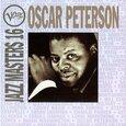 PETERSON, OSCAR - VERVE JAZZ MASTERS 16 (Compact Disc)