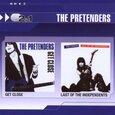 PRETENDERS - GET CLOSE / LAST..2CD  (Compact Disc)