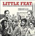 LITTLE FEAT - LIVE AT THE ULTRASONIC STUDIOS LONG ISLAND APRIL 1 (Compact Disc)
