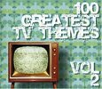 Bande Originale - 100 GREATEST TV THEMES 2 (Compact Disc)