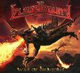 BLOODBOUND - WAR OF DRAGONS -DIGI- (Compact Disc)