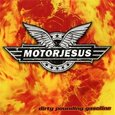 MOTORJESUS - DIRTY POUNDING GASOLINE (Compact Disc)