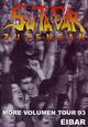 SU TA GAR - MORE VOLUMEN TOUR 1993 (Digital Video -DVD-)