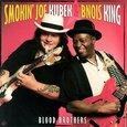 KUBEK, JOE -SMOKIN'- - BLOOD BROTHERS (Compact Disc)