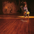 DR. JOHN - ANUTHA ZONE -HQ- (Disco Vinilo LP)