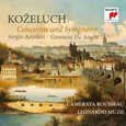 AZZOLINI, SERGIO - KOZELUCH: CONCERTOS AND SYMPHONY (Compact Disc)