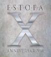 ESTOPA - X ANIVERSARIUM (Compact Disc)
