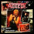 ACCEPT - ALL AREAS - WORLDWIDE (Compact Disc)