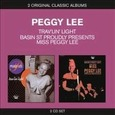 LEE, PEGGY - CLASSIC ALBUMS (Compact Disc)