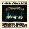 COLLINS, PHIL - SERIOUS HITS LIVE (Compact Disc)