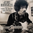 HENDRIX, JIMI - LIVE AT CAFE AU GOGO, NEW YORK, MARCH 1968 (Disco Vinilo LP)