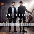 2CELLOS - SCORE + DVD -DELUXE- (Compact Disc)