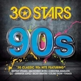 VARIOUS ARTISTS - 30 STARS: 90'S (Compact Disc)