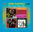 DANKWORTH, JOHNNY - THREE CLASSIC ALBUMS PLUS (Compact Disc)