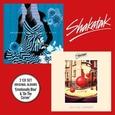 SHAKATAK - EMOTIONALLY BLUE + ON THE CORNER (Compact Disc)