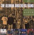 ALLMAN BROTHERS BAND - ORIGINAL ALBUM CLASSICS (Compact Disc)
