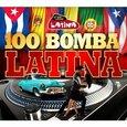 VARIOUS ARTISTS - 100 BOMBA LATINA (Compact Disc)