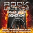 AC/DC.=TRIBUTE= - ROCK LEGENDS PLAYING THE SONGS OF AC/DC (Disco Vinilo LP)
