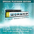 VARIOUS ARTISTS - A TOTAL WORSHIP EXPERIENCE -LTD- (Compact Disc)