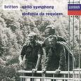 BRITTEN, BENJAMIN - SYMPH.FOR CELLO&ORCH (Compact Disc)