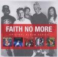 FAITH NO MORE - ORIGINAL ALBUM SERIES (Compact Disc)