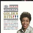 VAUGHAN, SARAH - GOLDEN HITS (Disco Vinilo LP)