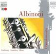 ALBINONI, TOMASO - OBOENKONZERTE (Compact Disc)