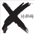 DEF LEPPARD - X -HQ- (Disco Vinilo LP)