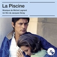 ORIGINAL SOUND TRACK - LA PISCINE (Disco Vinilo LP)