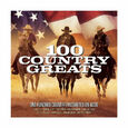 VARIOUS ARTISTS - 100 COUNTRY GREATS -BOX- (Compact Disc)